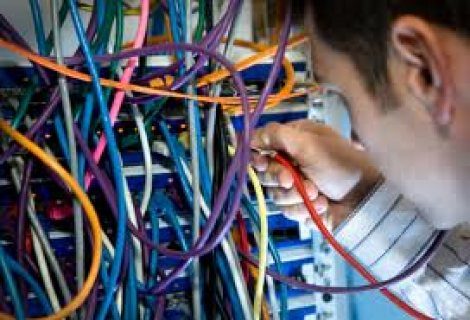 توريد وتركيب ومعالجه  جميع  الشبكات  / الشركه المتحده للاتصالات