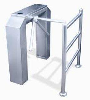 بوابات Trunstile Gates  المعروفة باسم بوابات المترو / الشركه المتحده للاتصالات