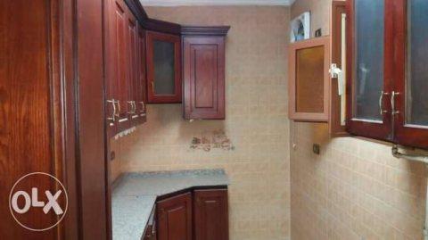 فرصة امتلك شقة بالمهندسين بسعر مميز وبالتكيفات والمطبخ