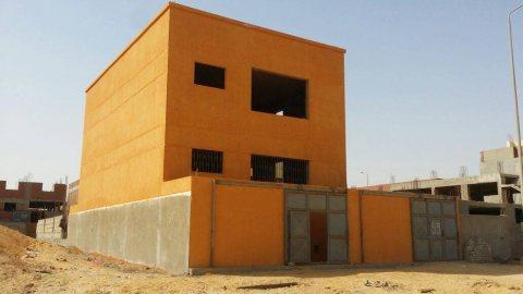 مصنع 300 م للبيع في المنطقة الصناعية بمدينة 6 أكتوبر
