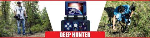 Deep Hunter Pro أقوى كاشف تصويرى للبحث و للتنقيب