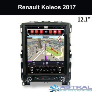 بالجملة شاشة اندرويد 6.0 للسيارة رينو كوليوس 2017