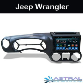Jeep Wrangler 2011-2016 Auto Radio Stereo System  Wholesale