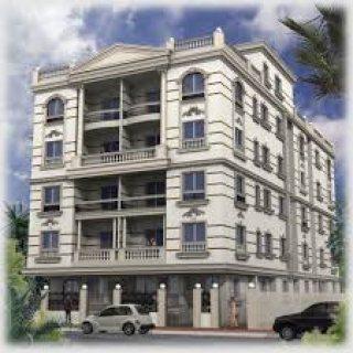 عمارة للبيع 315 م بالحي الثالث علي شارع رئيسي