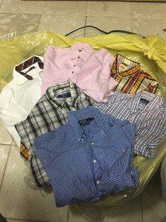 ملابس بالة المعادي توفر باله قميص رجالي سوبر كريمة