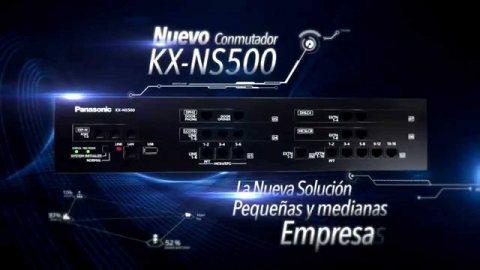 سنترال NS500