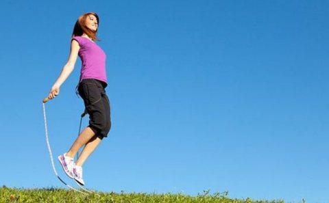 الفوائد الصحية لتمارين نط الحبل