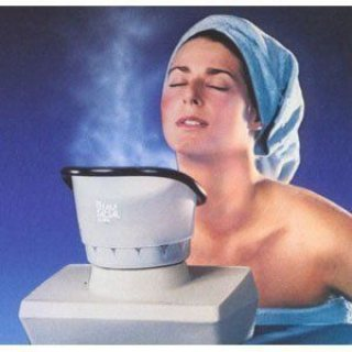 the steam facial