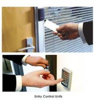 أحدث أجهزة التحكم في الدخول والخروج  وفتح وغلق الأبواب والمعروفة بنظام