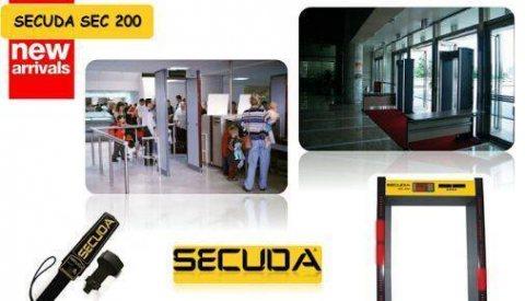 Security Solutions بوابةأمنيةللكشف عن المعادن 6 منطقةإنذارصوتي وضوئي