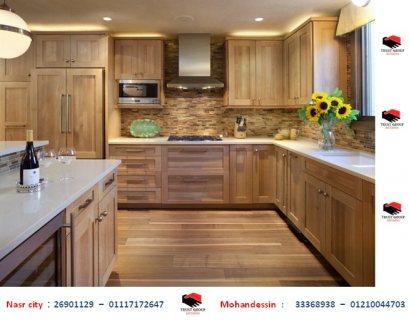 مطابخ خشب ارو – مطابخ اكريليك ( للاستفسار عن سعر المطبخ 01210044703 )