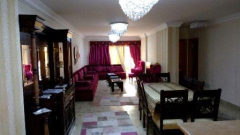 شقة مفروشة للايجار بكمبوند مدينة نصر فرصة لا تعوص