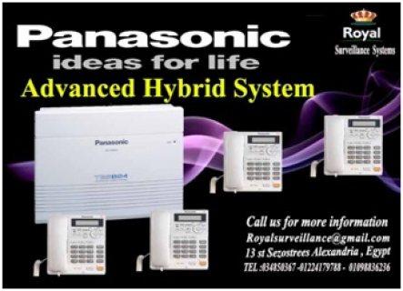 سنترال Panasonic موديل  KX-TES824