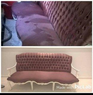 شركات تنظيف سجاد وانتريهات فى المعادى 01091939059