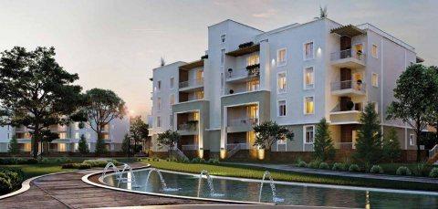 امتلك شقة في October Plaza واحد من ارقي المشاريع من  SODIC
