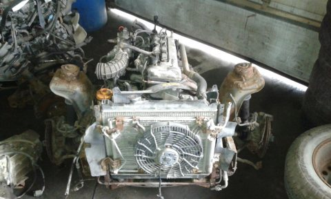 للبيع موتور suzuki  grand vetara  6 سلندر