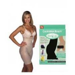 Slim and lift body shaping undergarment