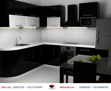 مطبخ اكريليك – مطبخ ارو – مطبخ بى فى سى  (  للاتصال   01210044703  )