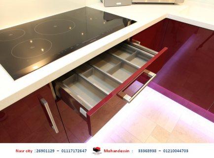 سعر مطبخ  - سعر مطابخ خشب ( للاستفسار عن سعر المطبخ    01210044703  )