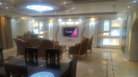 شقة مفروشة دوبلكس للايجار بمدينة نصر فرصة لا تعوض