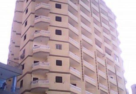 شقة للبيع  بجوار فرست مول فيصل 140م ب135 الف وتقسيط