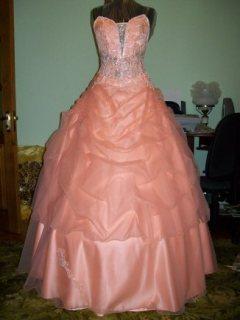 سعر خاص فستان خطوبة 2500 لم يستعمل نهائى