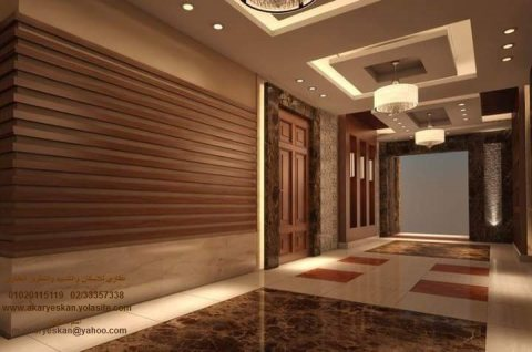 شركة ديكورات فلل  ( عقاري للاسكان 01020115119)