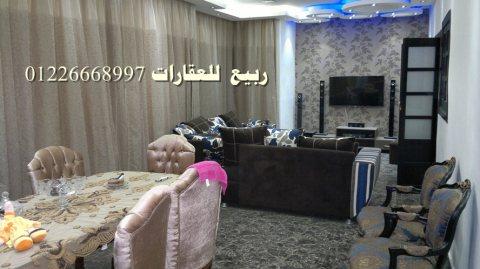 شقق للإيجار مفروشة بالإسماعيلية جديدة فنادق و شاليهات  01227776710