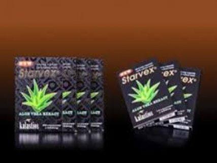 أقراص ستارفكس Starvex الطبيعية للتخسيس 30 حبه