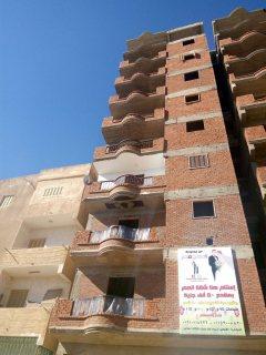 شقة للبيع في العجمي بسعر مغري ونظام تقسيط لاطول فترة - برج مرخص