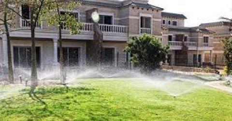 شقة بمقدم 10% فى القاهرة الجديدة فى كمبوند Regents Park
