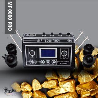 جهاز كشف الذهب والمياه MF 800 PRO