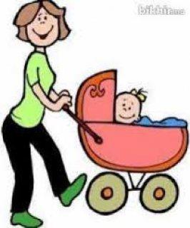 بيبى سيتر لرعاية الاطفال