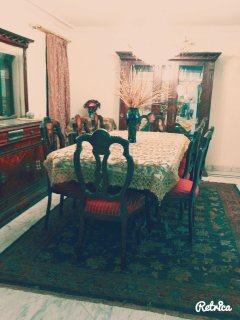 شقة مفروشة فاخرة للايجار بجوار سيتي ستارز ارض الجولف
