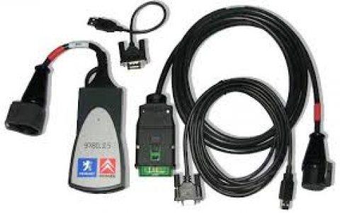 LEXIA 3 الجهاز الوحيد المتخصص بالكامل فى البيجو والستروين