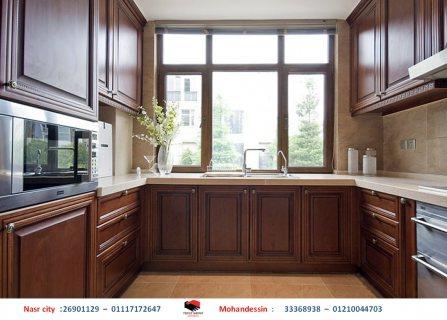 مطبخ بى فى سى – مطبخ اكريليك - مطبخ خشب  ( للاتصال  01117172647)