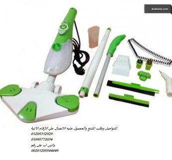 الممسحه البخارية الرائعه 6 في 1  الحديثة الجديدة  فهي تستخدم لتنظيف  وتطهير