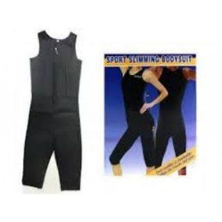 لاخفاء ترهلات الجسم والبطن والصدر والارداف بدلة التخسيس الحرارية الكاملة