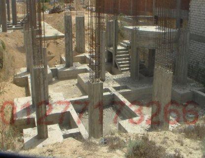 جديد فيلات برج العرب الجديدة 375م2 كود5
