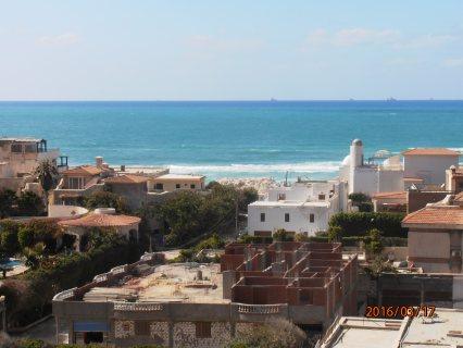 شقة 135 م ترى البحر من كل الجوانب