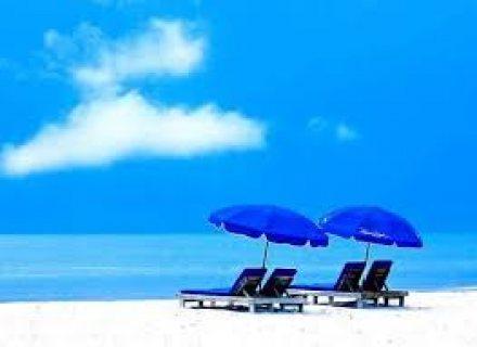 استمتع باحلي شاليه بجاردن و حمام سباحة في الساحل الشمالي