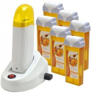 أفضل ماكينة شمع لإزالة الشعر  من الجسم 8*1