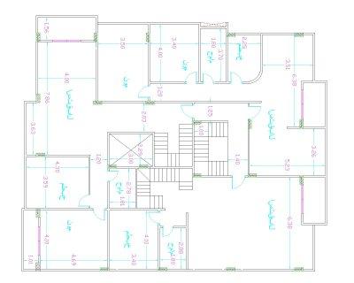 //ــــ شقة للبيع موقع متميز مساحة 157 متر