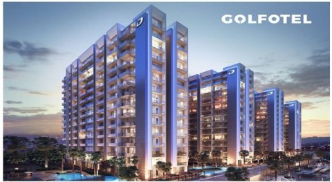 امتلك غرفة فندقية فاخرة  في دبي غولفوتيل ابتداءً من 395,000 درهما اقساط 5 سنوات