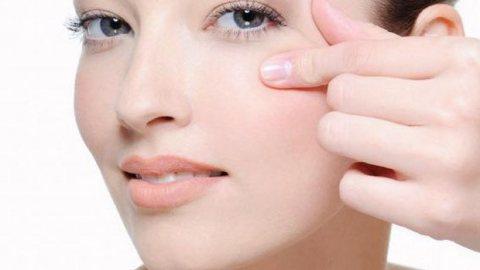 Collagen Hydrogel Eye Patch.