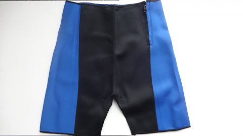 nuevo pantalonpara sauna shorts