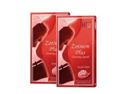 زوتريم بلس الاحمر . المنتج الأكثر فعالية للتخسيس والرشاقة