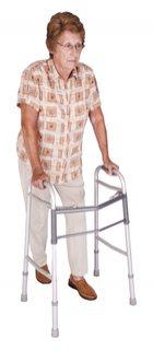 مشاية طبية لكبار السن او من يعانون من كسور