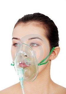 face mask oxygen