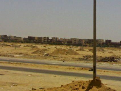 للبيع قطعة ارض مميزة بالتوسعات الشمالية مساحة 458 م وجهة بحرى تطل على ابو الوفاء